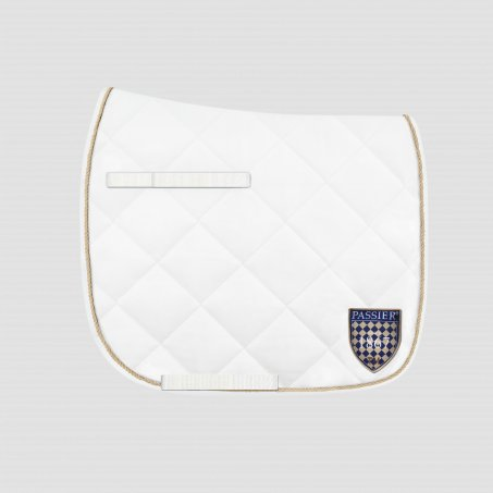 Breathable Saddle Cloth with Coat of Arms Dressage
